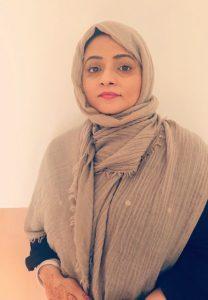 Member Zeenat Habib