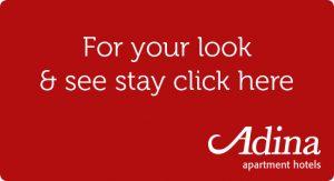 Logo Adina apartment hotels