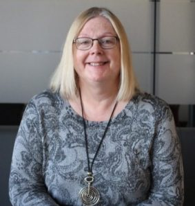 Membership Secretary Sue Flaherty