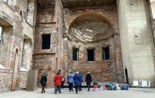 BIWC Members visit the Elisabeth Church Berlin