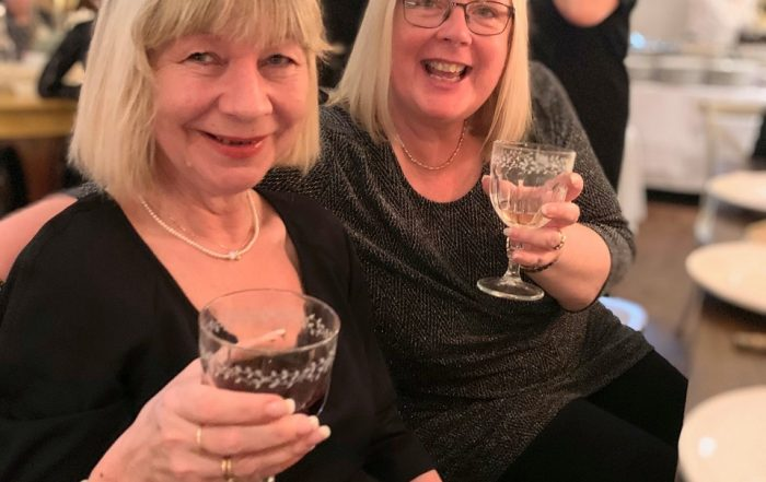 Members @ Christmas Dinner 2019
