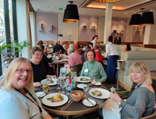 Business Lunch @ Rienäcker Restaurant – January 2020