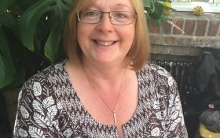 Member Sue Flaherty