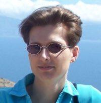 Newsletter Editor Yvonne Lashani