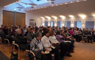 Members attend AGM 2013