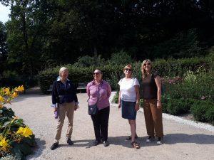 Tiergarten Walking Group August 2021