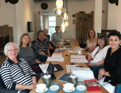 BIWC's New Executive Committee 2021-2022