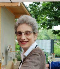 Social Events Coordinator Sabine McCrorie
