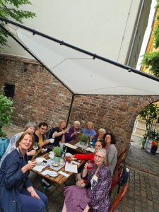 Group Photo @ Restaurant Zur Letzten Instanz