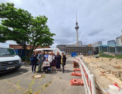 North-East Neighbourhood Group tour Old Berlin June 2021