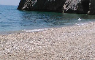 Lesvos Beach Greece