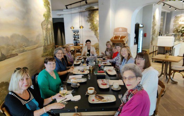 SIG + NG meeting August 2021 Café Chapeau