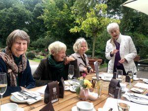 Volunteers' Event_21.09.21_Englisches Teehaus Tiergarten